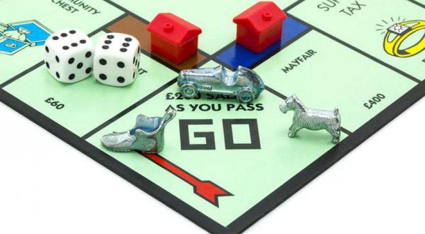 Monopoly cards get complete new makeover