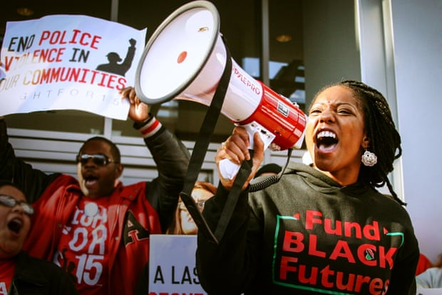 Unapologetic Black activists: 'If movements don't tell our own stories, somebody else will'
