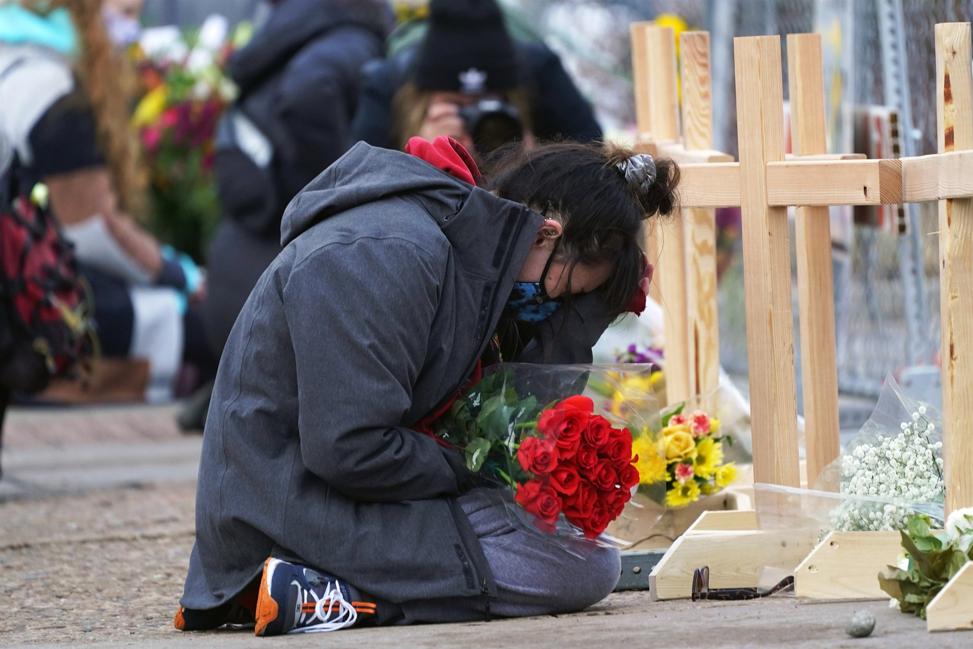 Saddened but not surprised': Boulder residents say shooting is a reminder of a new reality