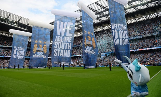 Manchester City to install 5,620 rail seats in preparation for safe standing
